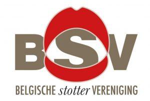 Belgische Stottervereniging BSV Logo H